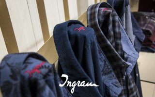 Ingram | Italian shirt brand | Winter 2019 | Gruppo T.A.C